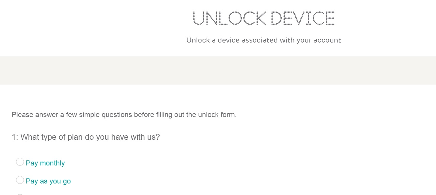 EE DEVICE UNLOCK PAGE