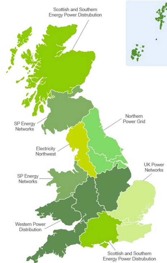 uk power maps