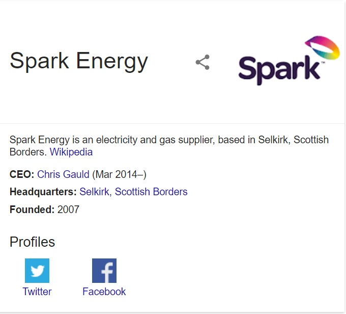 spark contact information