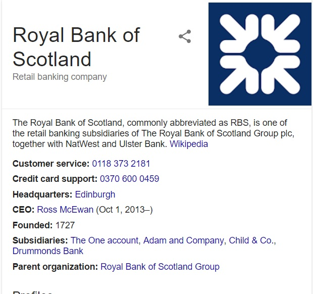 Rbs bank customer service phone number helpline 0845 697 0309 contact rbs reheart Choice Image
