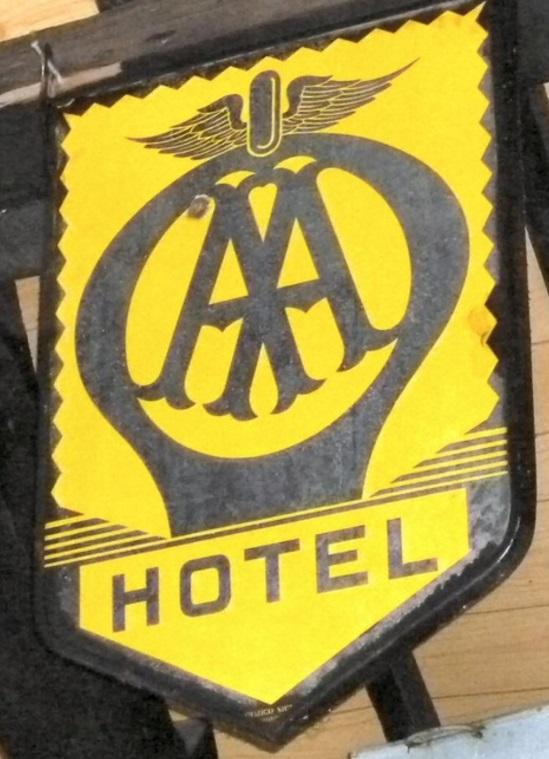 AA Hotel Logo