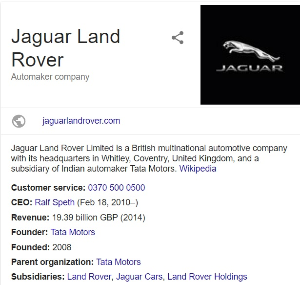 jaguar-land-rover-contact-card
