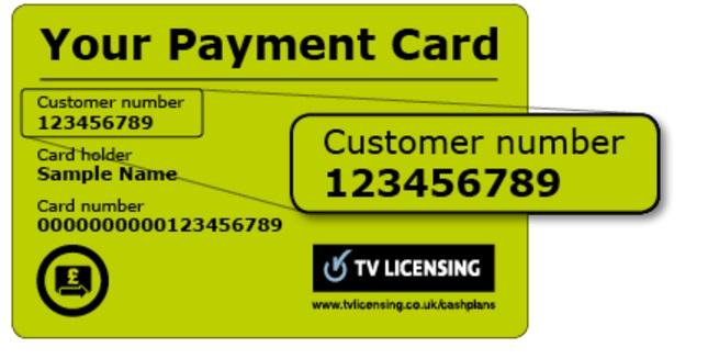 how to pay tv licence