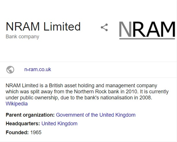 nram contact information