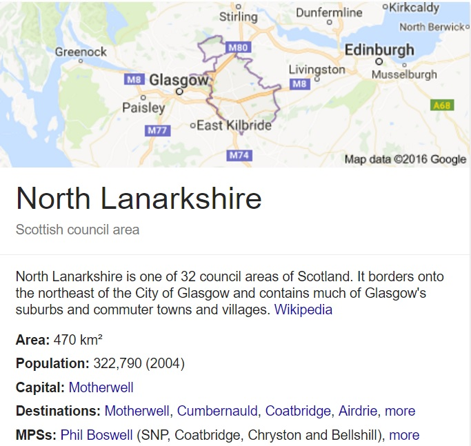 north-lanarkshire