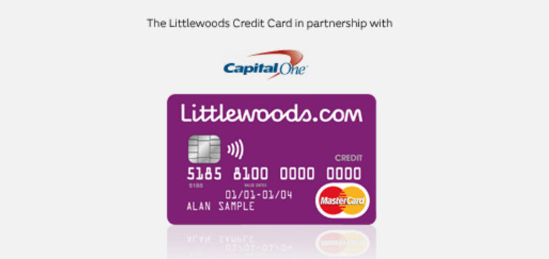 The Littlewoods Credit Card