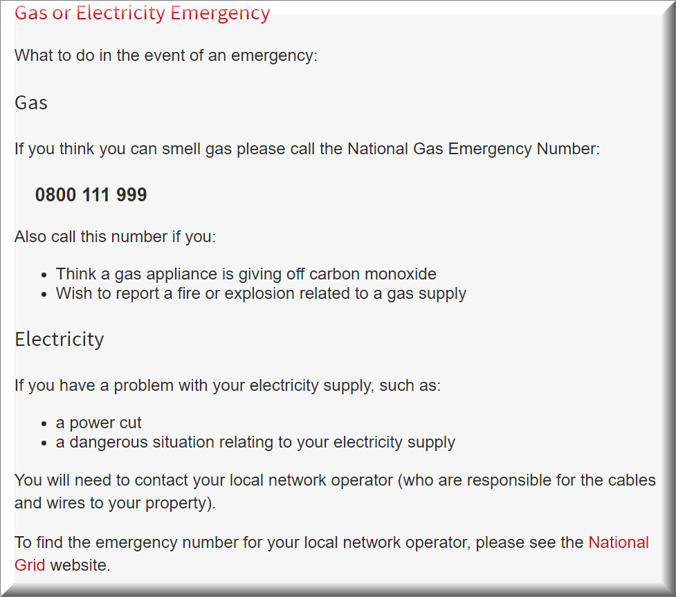 isupplyenergy Emergency