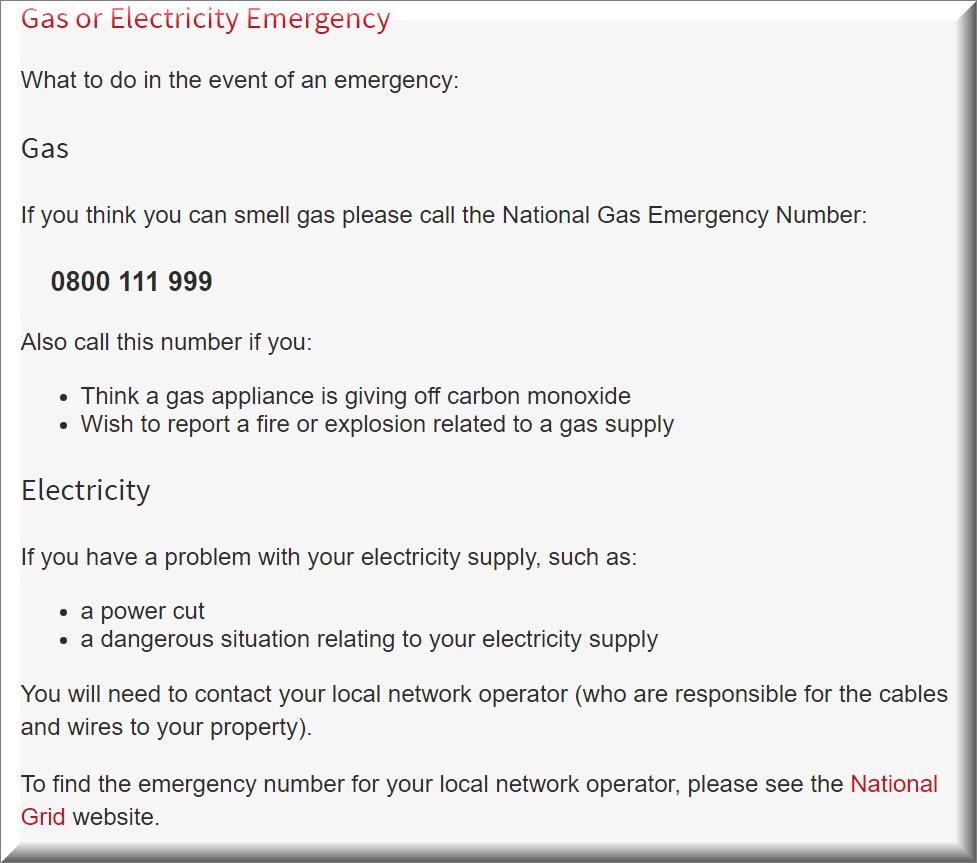 isupplyenergy Emergency