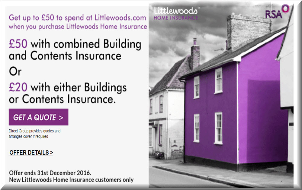 littlewoods homeinsurance