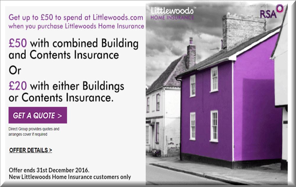 littlewoods homeinsurance