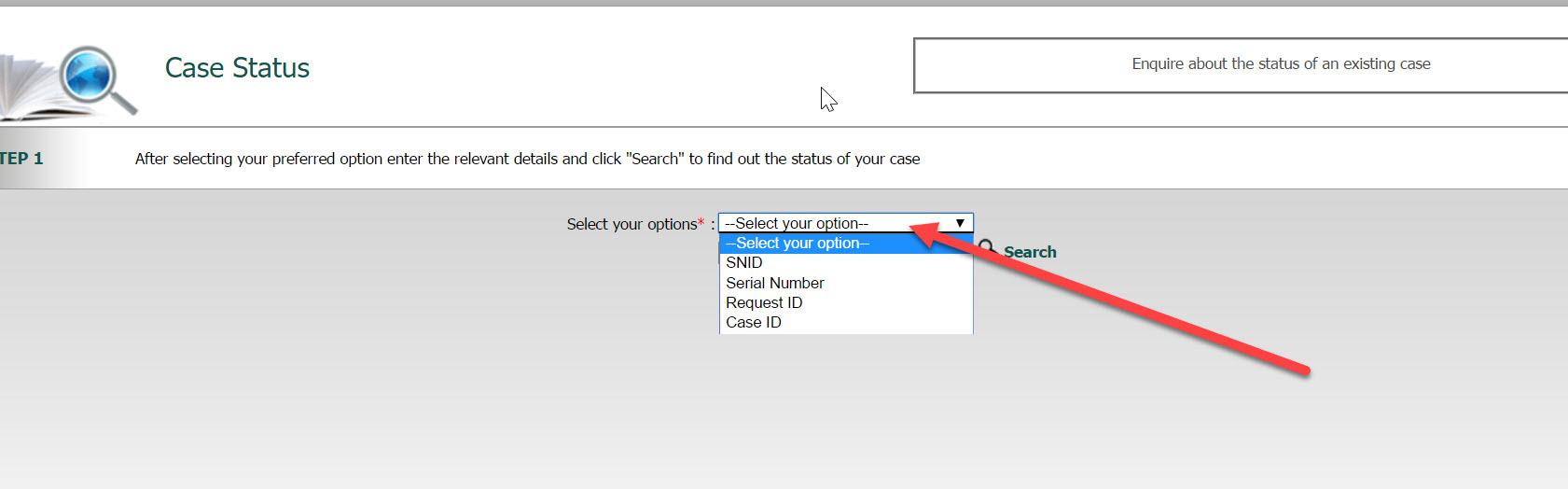 Acer Online Self Service