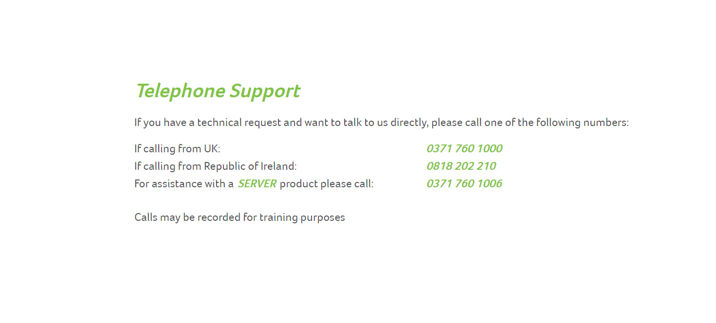 acer contact numbers