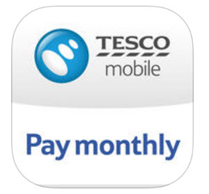 tesco mobile pay monthly