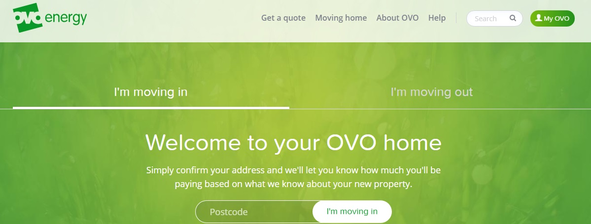 Moving with Ovo