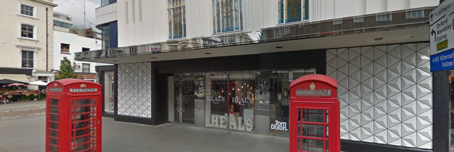 heals london store