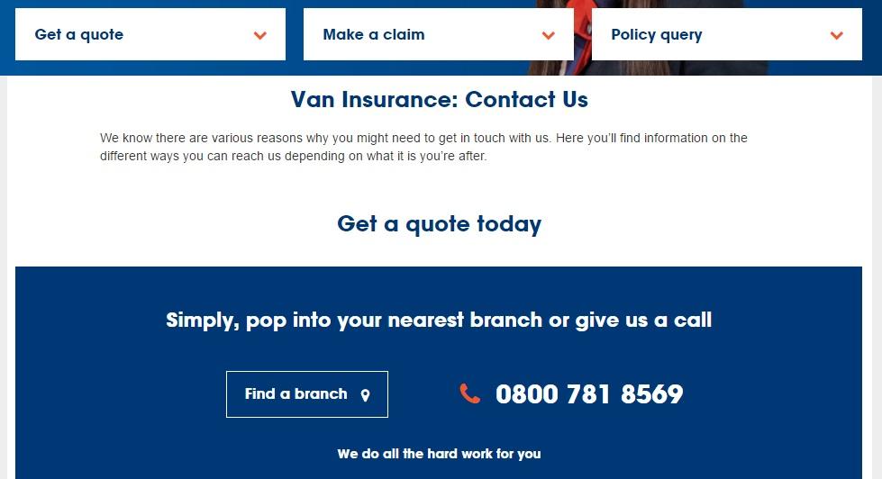 Swinton Van Insurance
