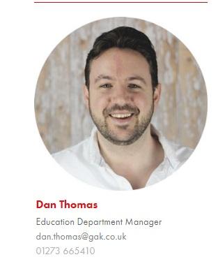 GAK Education Expert
