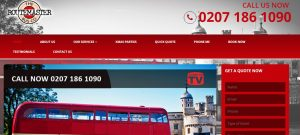 Routemaster Bus Company contact numbers