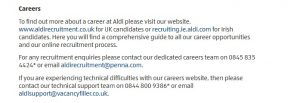 Aldi Careers