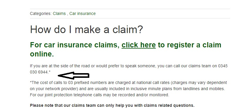 Quotemehappy contact claim car insurance