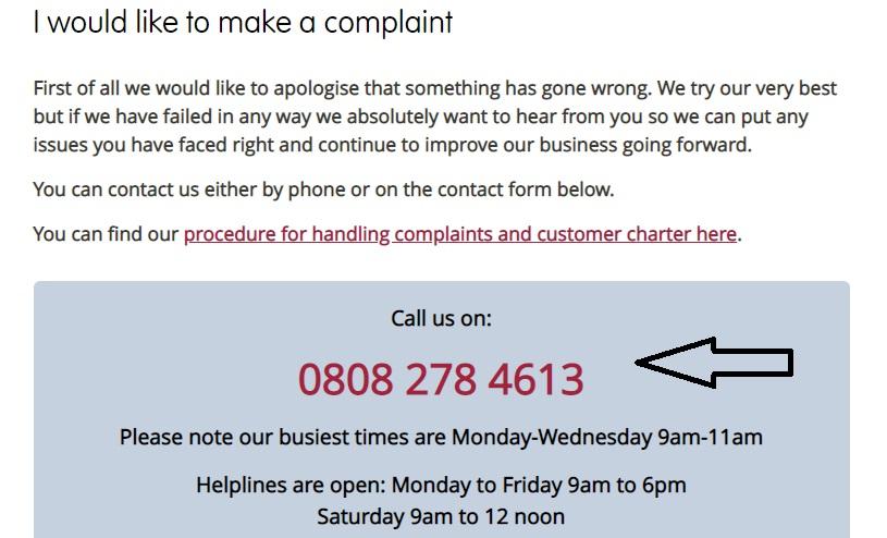 Safestyle Complaint Contact